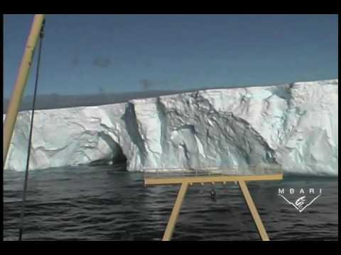 Unmanned Aerial Vehicle Flight, Antartica 2009
