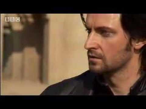 Marian breaks Guy's heart - Robin Hood - BBC
