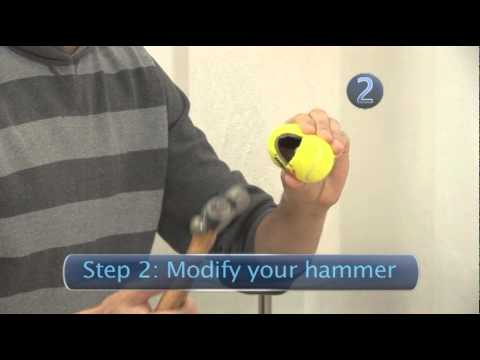 How To Hammer Without Damaging Your Paintwork