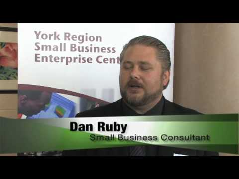 Access to Capital for Small Business in York Region