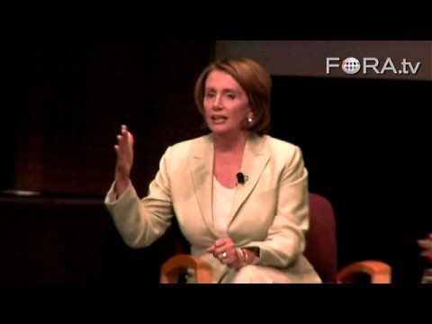 Nancy Pelosi Calls for Bipartisanship in American Politics