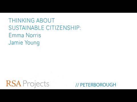 Peterborough: Sustainable Citizenship
