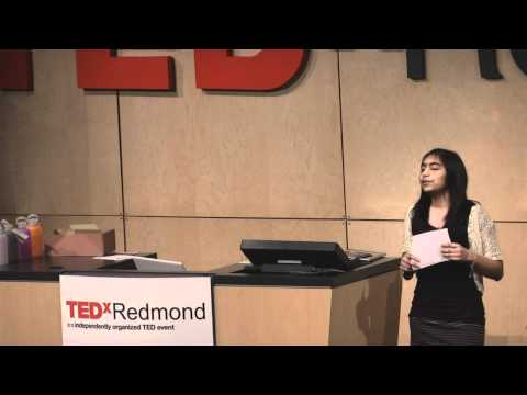 TEDxRedmond - Christina Dias - Stopping to Smell the Flowers