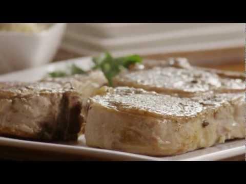 How to Make Mushroom Pork Chops