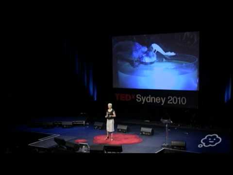 TEDxSydney - Sarah Jane Pell - Aquabat Explores Extreme Environments. Global Hydrotherapy.
