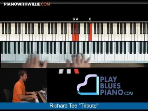 Introduction- Richard Tee - Tribute
