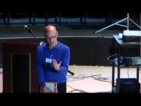 TEDxSetonHall - Dr. Peter Savastano - How Anthrology and Mediation are the Same