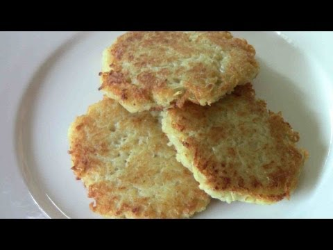 Home Made Hash Browns - RECIPE