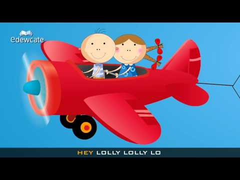 Edewcate english rhymes - Hey Lolly Lolly Lo
