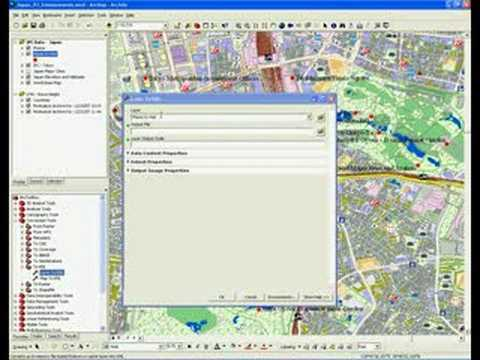 ArcGIS Desktop 9.3: New KML Export Support