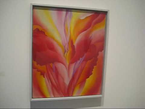 Georgia O'Keeffe Abstraction at the Whitney