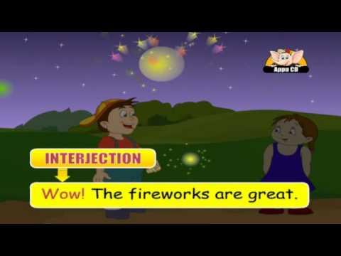 English Grammar - Interjections