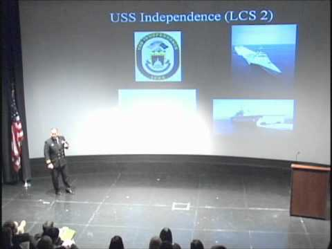 TEDxPentagon - CDR Jim Edwards, USN - Why This is No Longer Your Grandfather's Navy