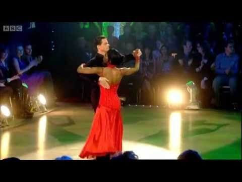 Heather and Brian - Strictly Come Dancing - BBC