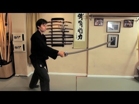 Basic Sword Draw | Ninjutsu Weapons