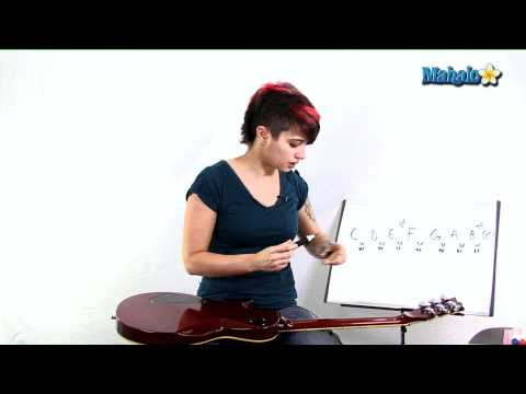 How to Build a Major Scale on Guitar