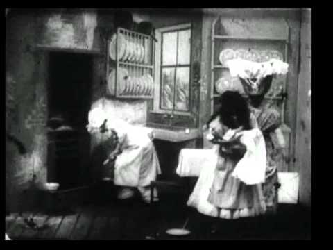 Cecil Hepworth's 1903 adaptation of Alice in Wonderland