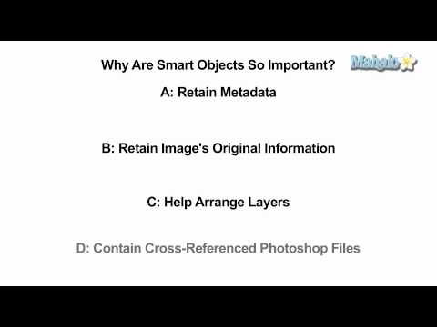Photoshop Quiz - What are Smart Objects?