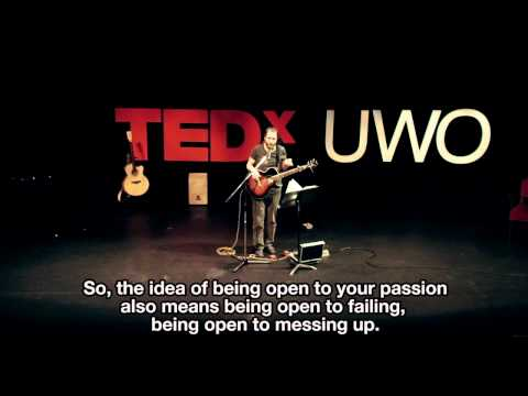 TEDxUWO - Craig Cardiff - Fear is the Cheapest Room in the House