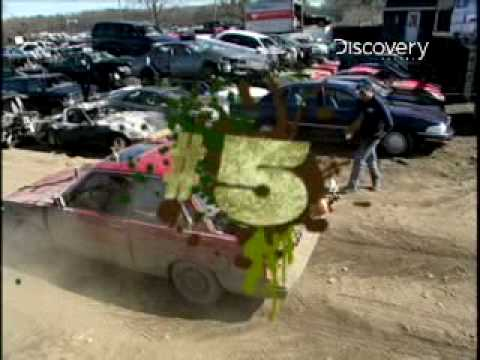 Dirty Jobs - Dirty Rides Countdown