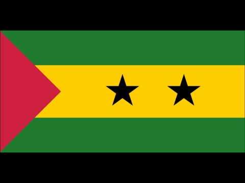 National Anthem of São Tomé and Príncipe | Hino nacional de São Tomé e Príncipe
