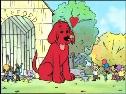 Clifford! Celebrates Valentine's Day | PBS KIDS
