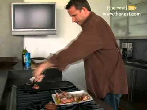 Perfect Grilled Lamb Chops with Chef Marc Murphy -- The Nest