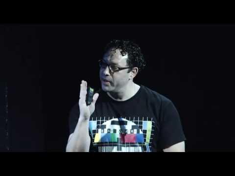 TEDxJohannesburg - Toby Shapshak - 11/15/09