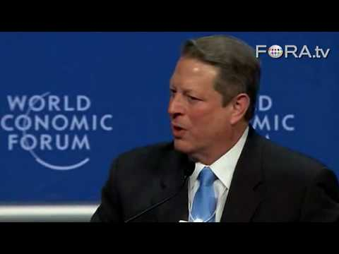 Al Gore: 'Planetary Solution' Needed to Address Climate Crisis