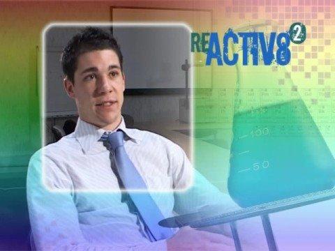 Chemistry Career Profile - Experimental Chemist (Avecia)