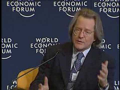 Davos Annual Meeting 2004 - Intercivilizational Dialogue
