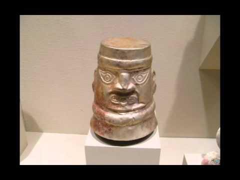 Pre-Columbian Cup, Batán Grande tombs, c. 850/1250