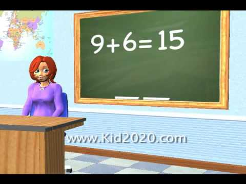 9's Math Facts - Addition & Subtraction