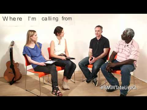 BMW Tate Live Performance Room - Harrell Fletcher