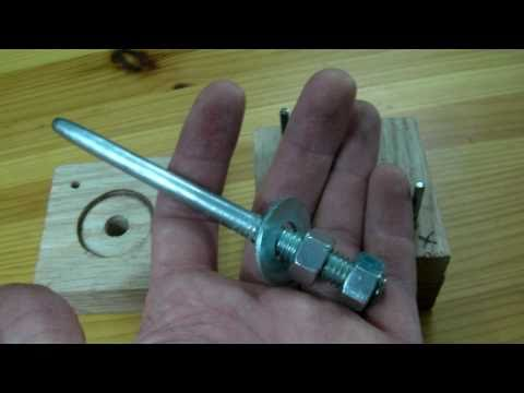 Rocket Made on DIY Tooling - Second Prototype