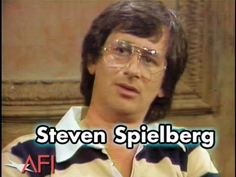 "A Young Steven Spielberg On Making A ""People Movie"" (1978)"