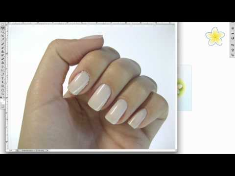 Lengthen Fingernails in Photoshop