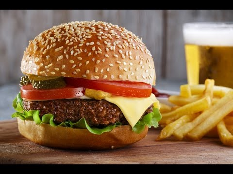 How To Make a Cheeseburger