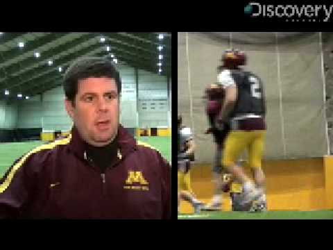 Football Helmets Detect Concussions