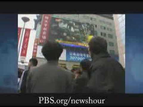 THE NEWSHOUR WITH JIM LEHRER | Margaret Warner in China ...