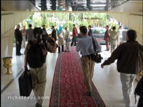 Rick Steves' Iran Lecture Part 2: First Impressions