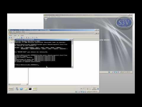 Windows Server 2008 r2 - Transferencia de roles FSMO desde entorno gráfico (Con GUI)
