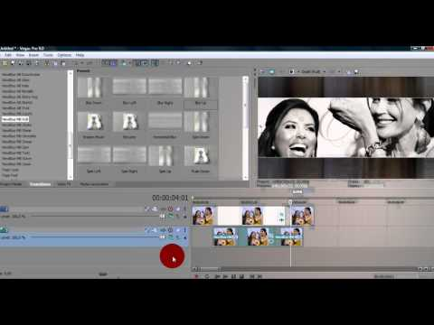 Sony Vegas Tutorial ll Effect #44