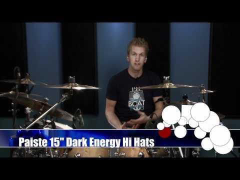 Jared Falk's Cymbals