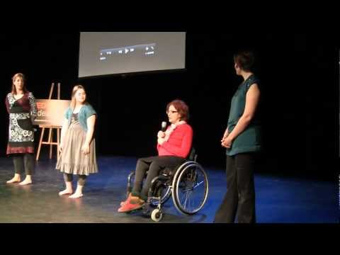 TEDxRideauCanal - Propeller Dance - Propelling Dance Forward through Inclusion
