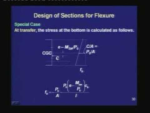 Lecture-18-Design of Members for Flexure (Type1 Members)