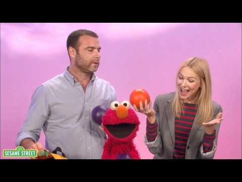 Sesame Street: Elmo Shows How to Exchange