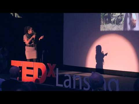 TEDxLansing-Tashmica Torok-The Love Below: Discovering a holistic approach to combating poverty