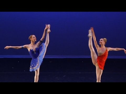 Ballet: AIDF Stars of Tomorrow 2012 Mix