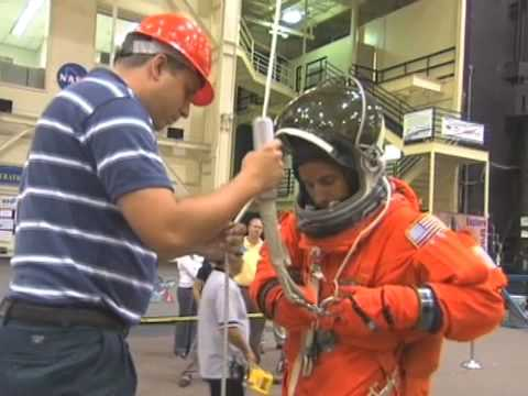 Space Shuttle Astronaut, Educator Joseph Acaba's Message to Students